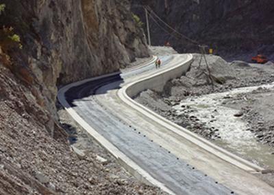 """Constructin of """"Kukes – Shishtavec Road Loti Nr. 2"""""""