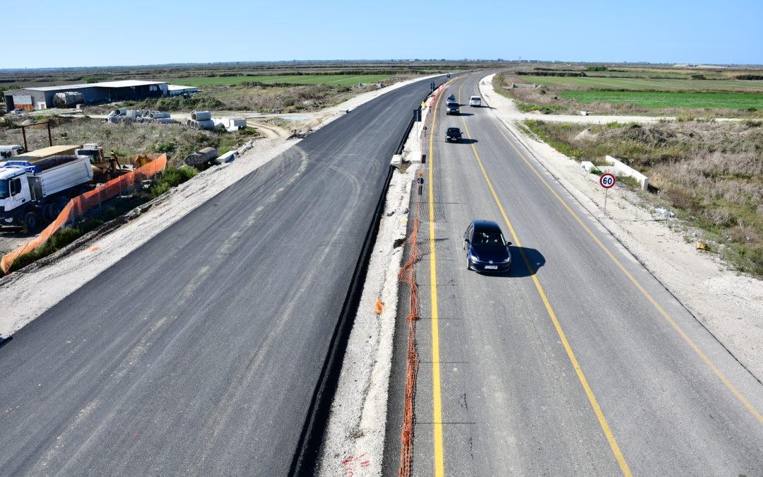 Construction of Fieri Bypass